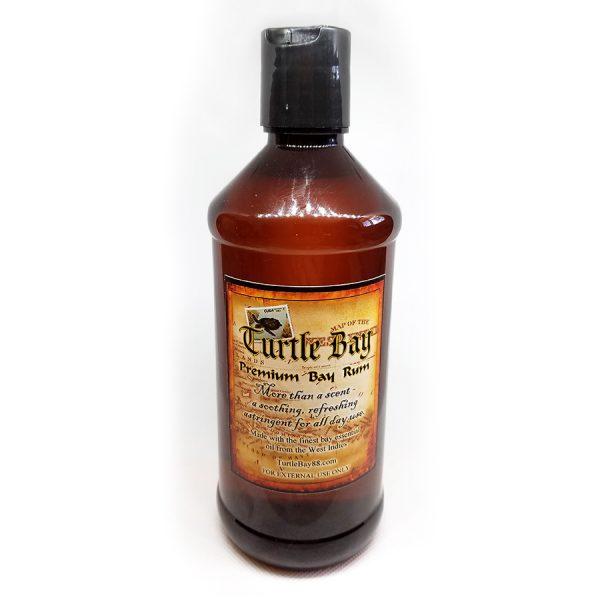 Turtle Bay Premium Bay Rum Refill (16 oz.)