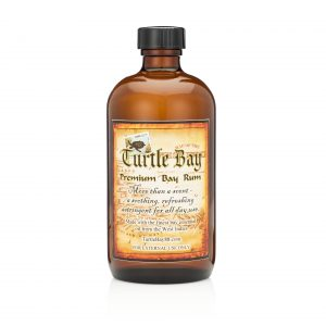 Turtle Bay Premium Bay Rum (8 oz. Bottle)